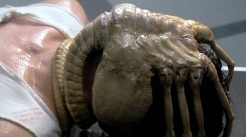 Alien Facehugger