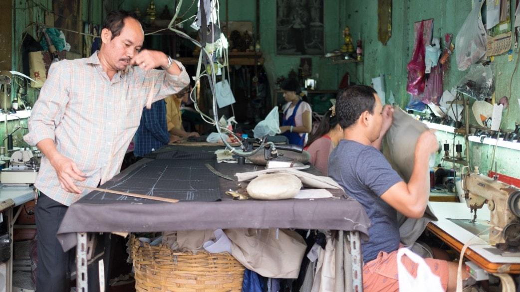 Bangkok Tailor