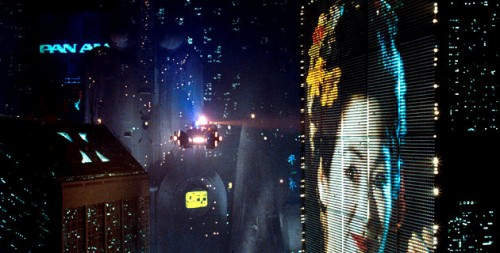 Blade Runner Night
