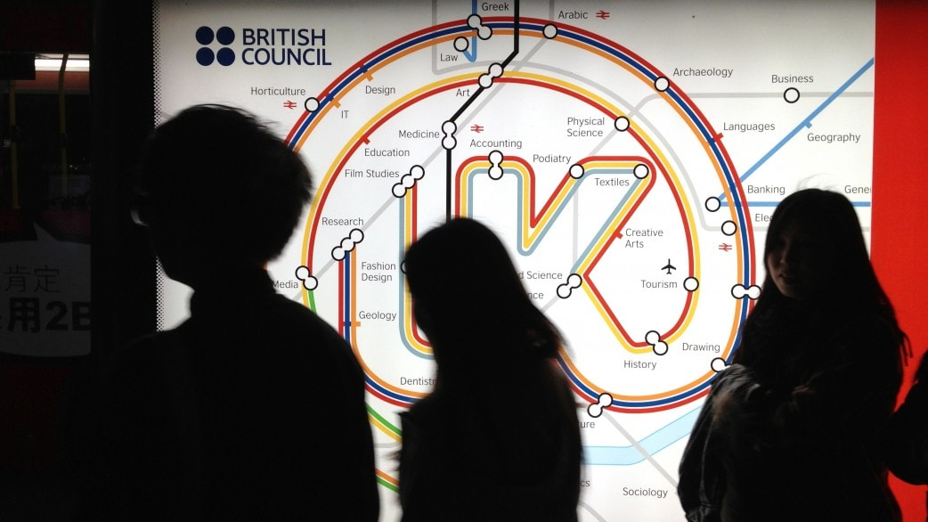 British Council Education Hong Kong AD