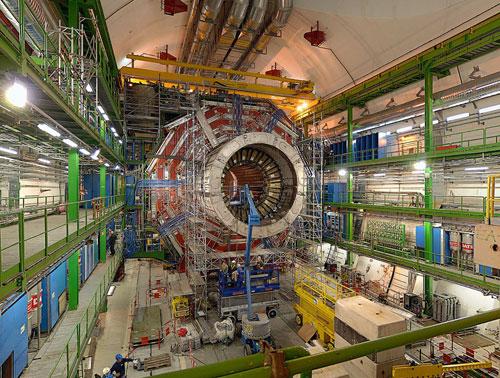 CERN Large Hadron Collider (LHC)