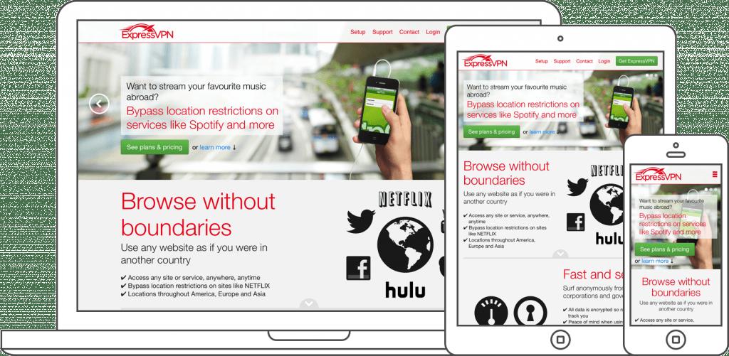 Consumer VPN Service