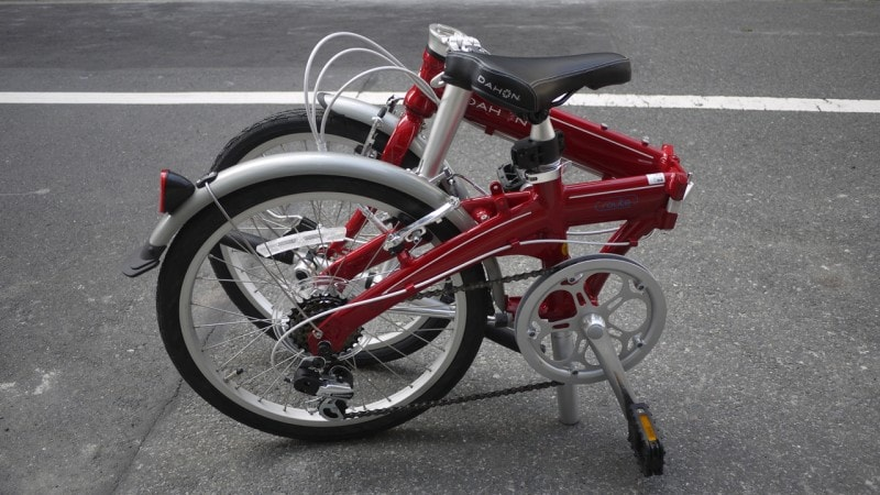 Dahon Route 20 Folded