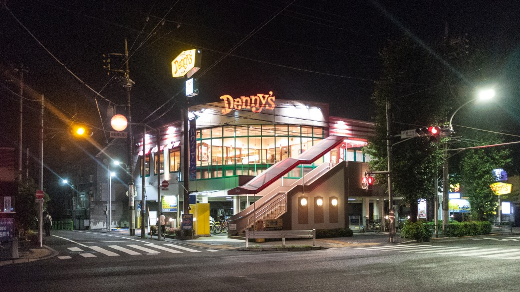 Denny's Tokyo