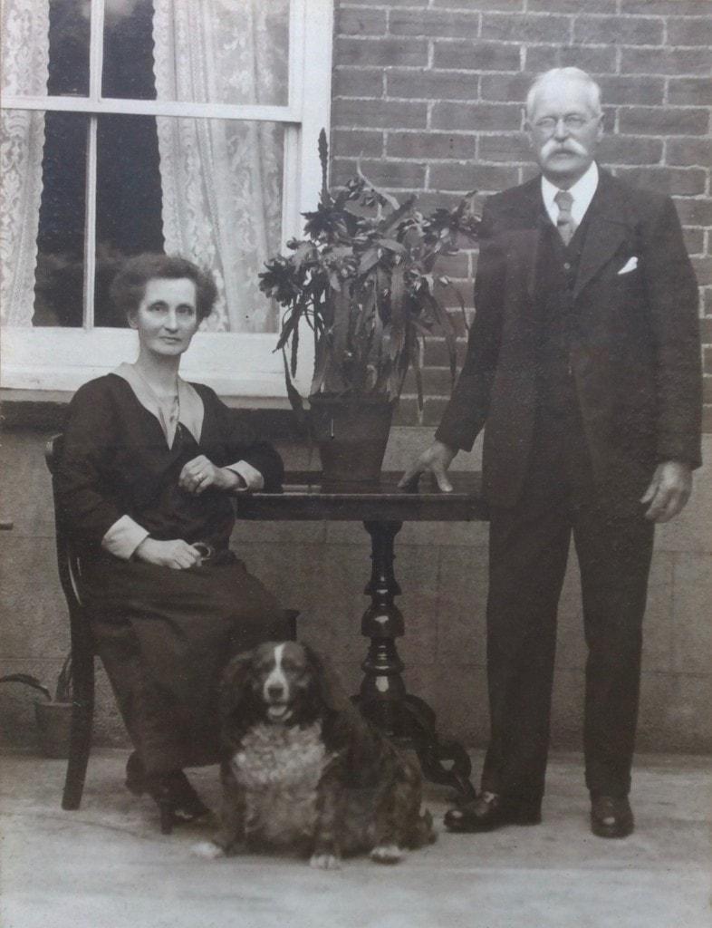 Emma Girling and Reuben Benjamin Gilbert