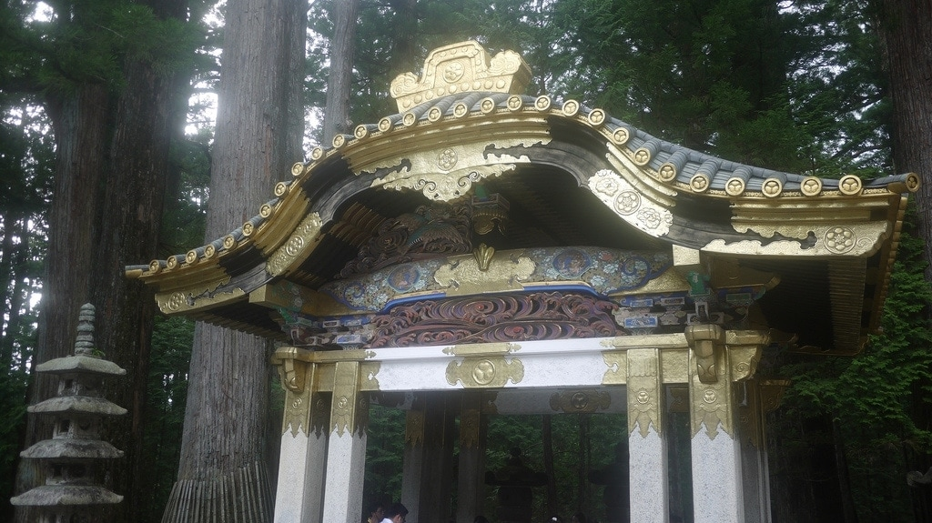 Gold Leaf Pavillion