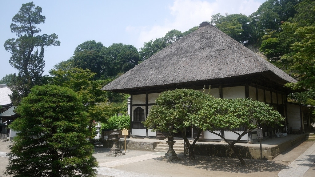 Thatched Hall