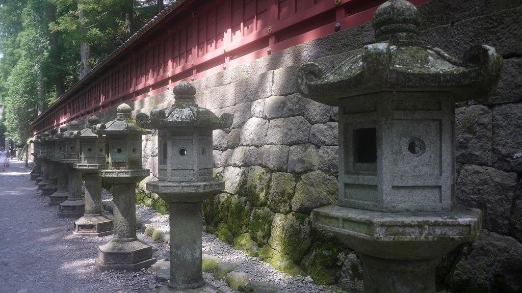 Tōrō Lanterns
