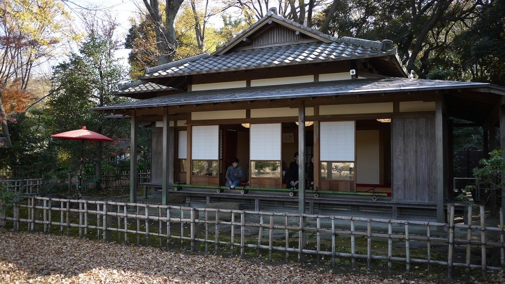 Shinsen Tei Tea House