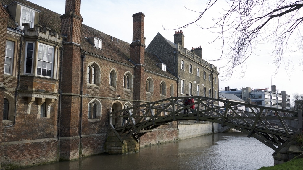 The Mathematical Bridge
