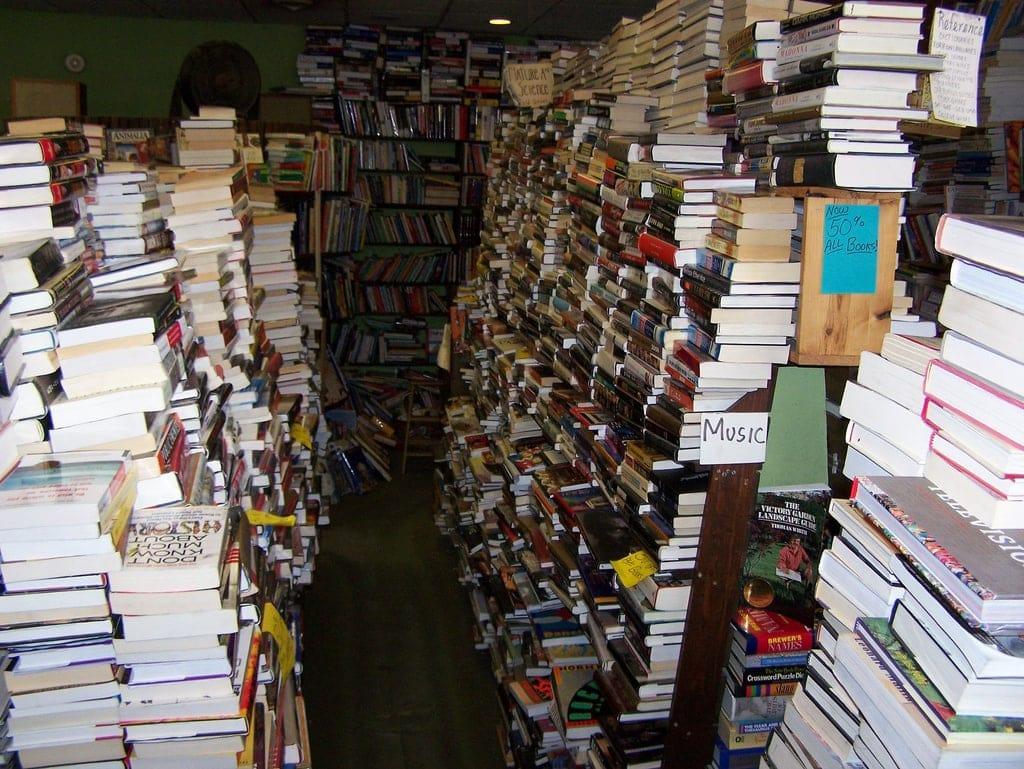 INSANE Book Store 1 (SALEM, MA)