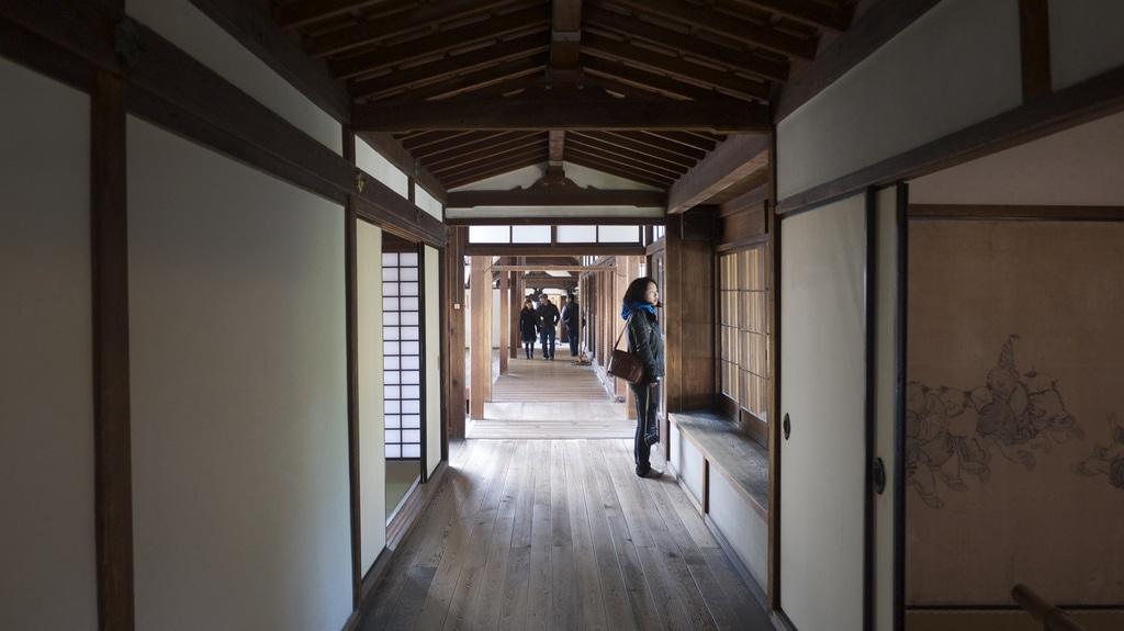 Kenninji Interior