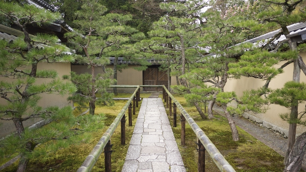 Koto-in Entrance