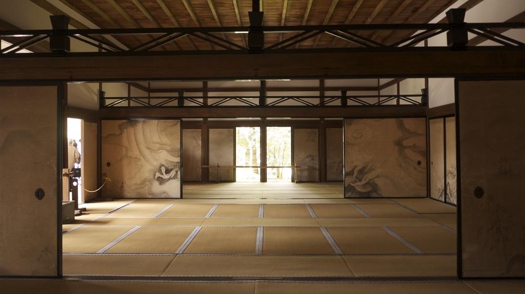 Ryōan-ji Interior