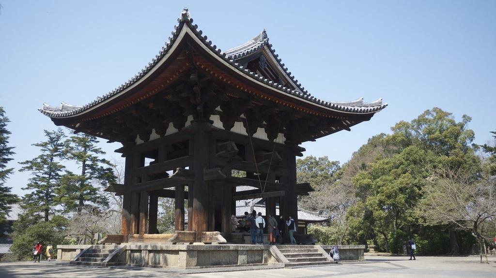 Tōdai-ji Great Bell