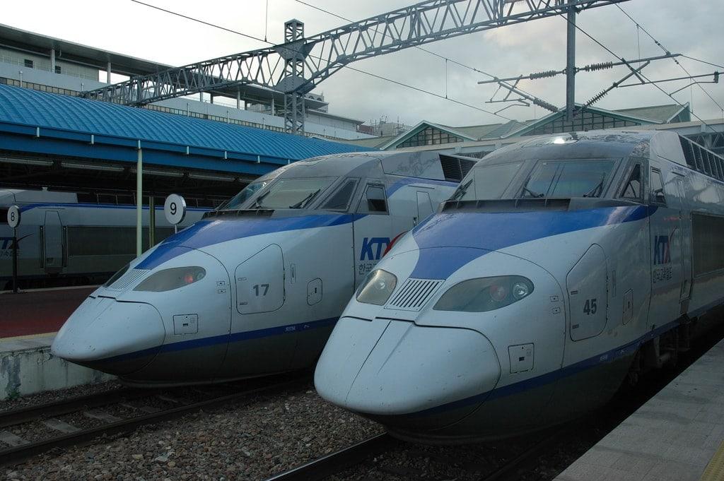 KTX Train