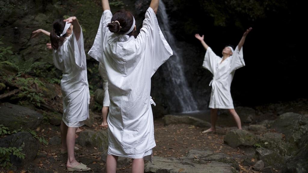 Misogi Ritual Purification