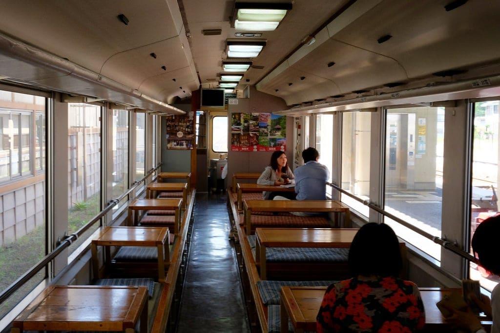 Tatami Train