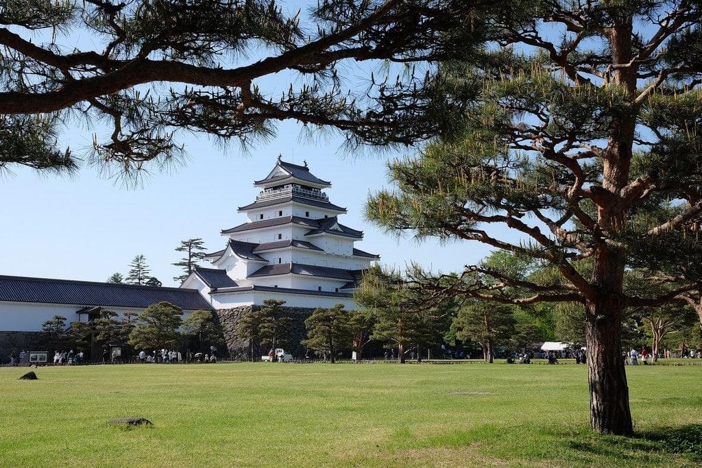 Aizu Wakamatsu Tsuruga Castle