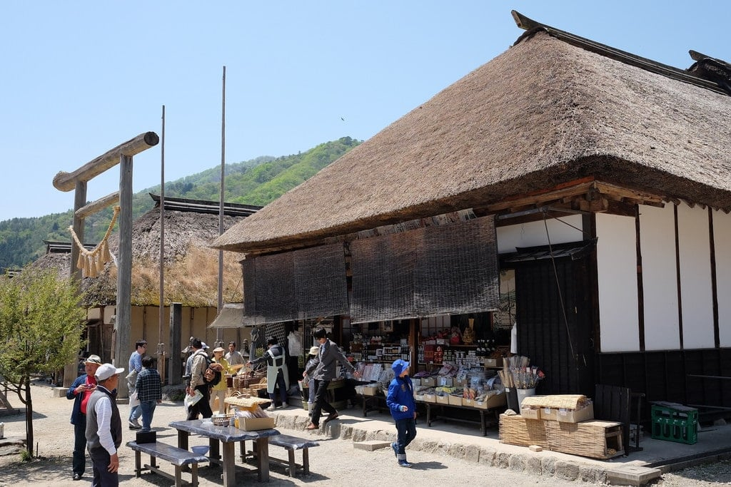Thatched Shop