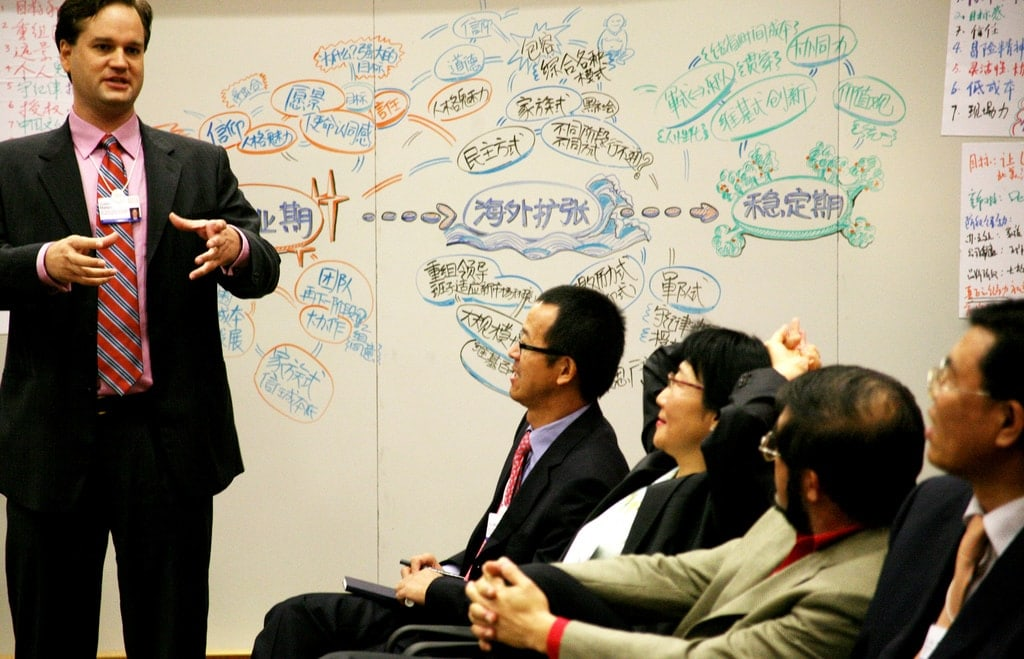 Great Companies, Great Leaders - Tianjin WorkSpace 2008