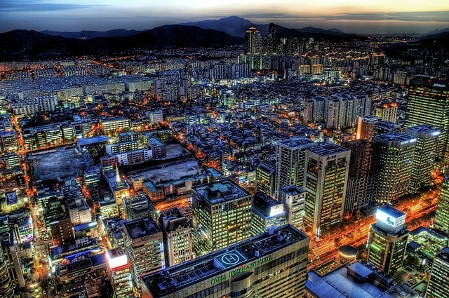 Seoul - Colorful Night Life