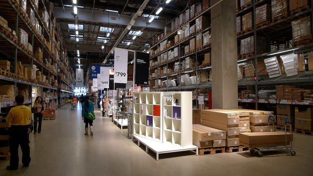 IKEA Self Service