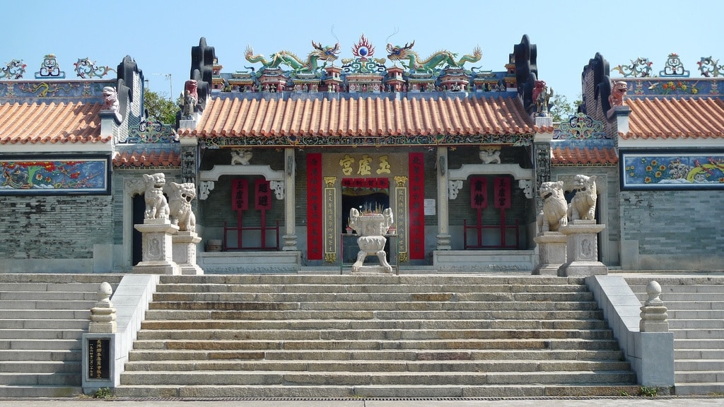 Pak Tai Temple
