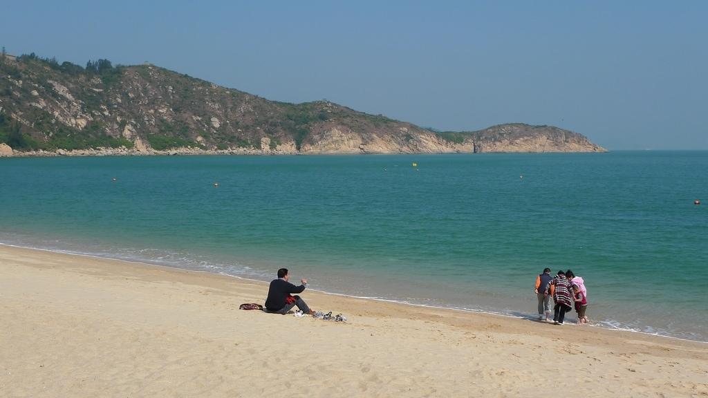 Cheung Chau Beach