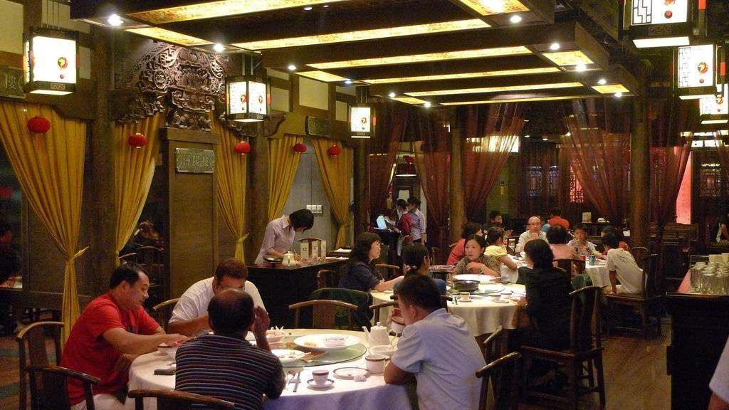 Ba Guo Shu Feng Restaurant