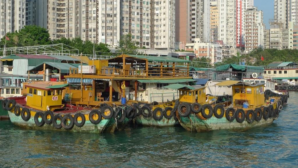 Aberdeen Junk Boats