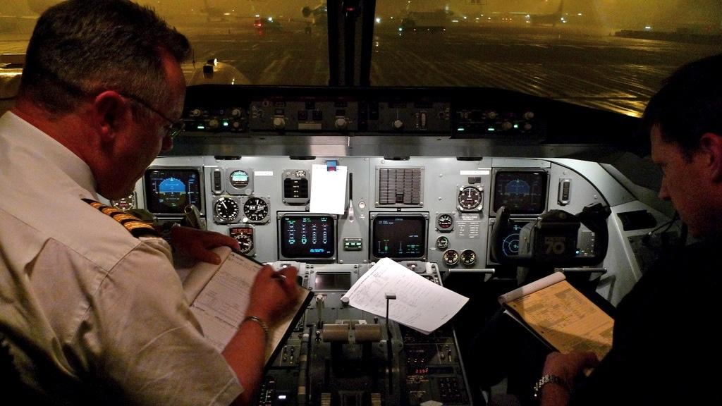 Pre-flight Checklist
