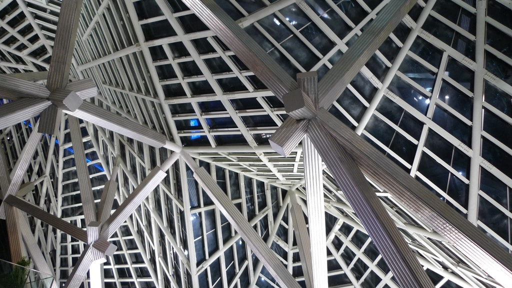 Triangular Ceiling
