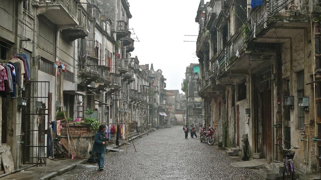 Chikan Residential Street