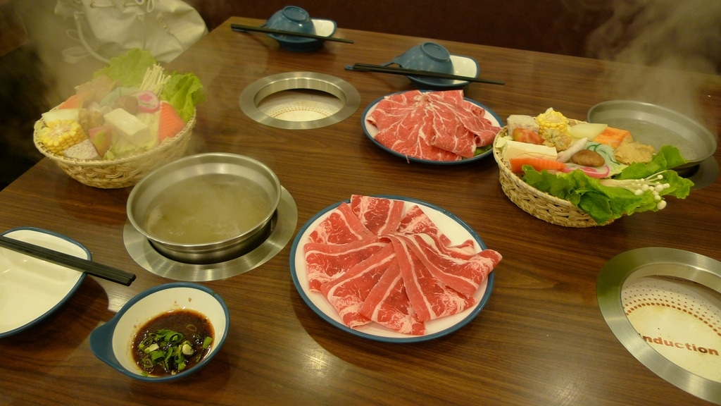 1st Meal in Taiwan