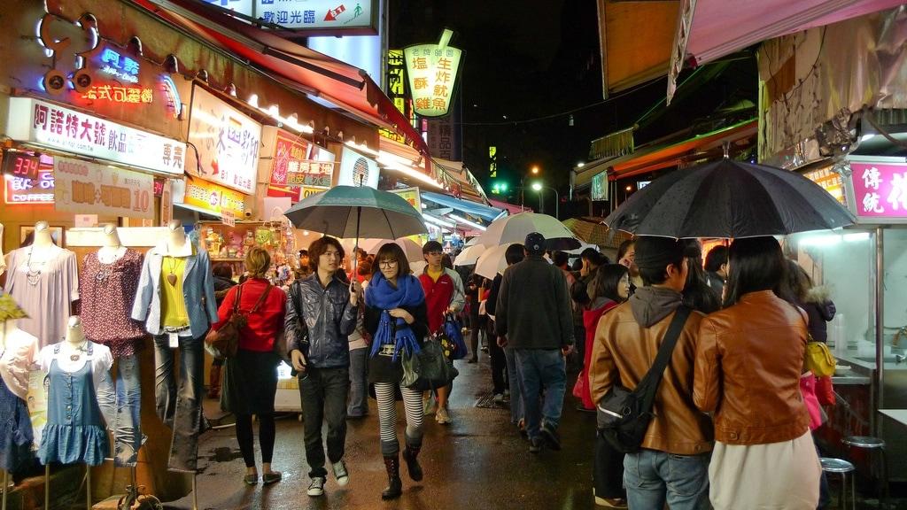 Shida Night Market