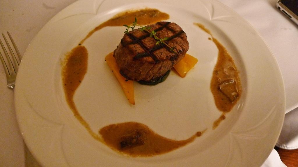 Louis XIV Steak