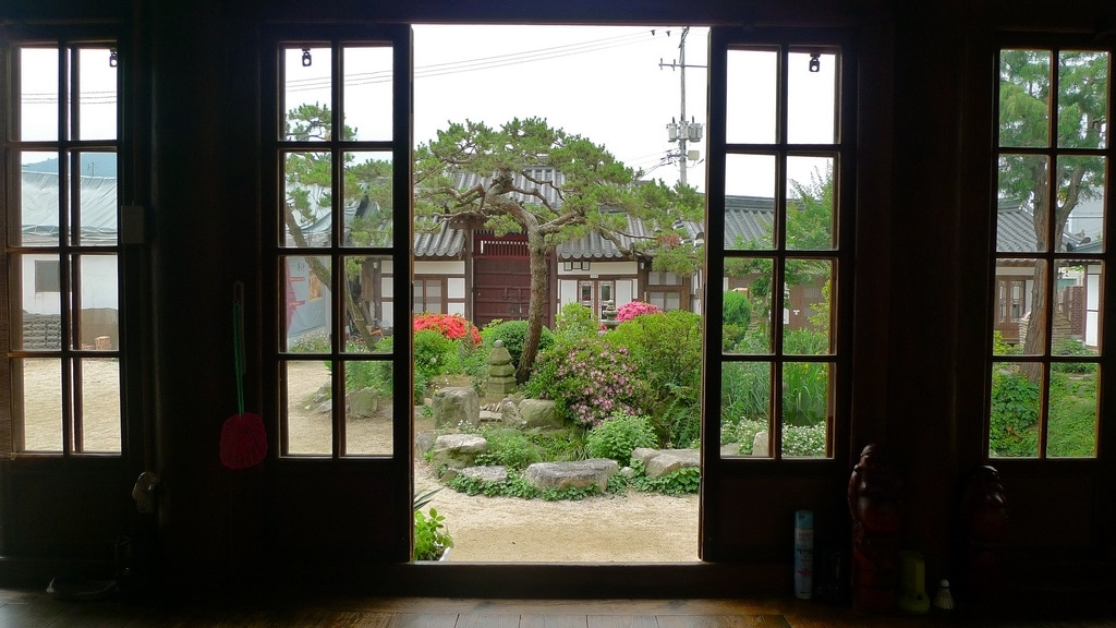 Hanok Main Entrance