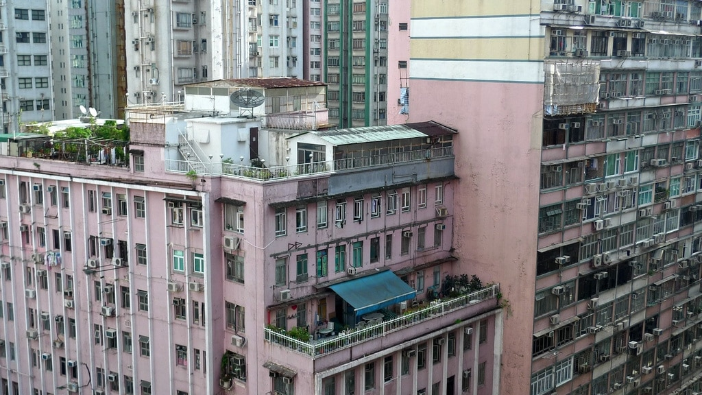 Hong Kong Terrace
