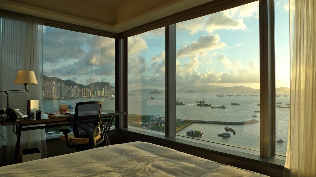 W HK Suite View