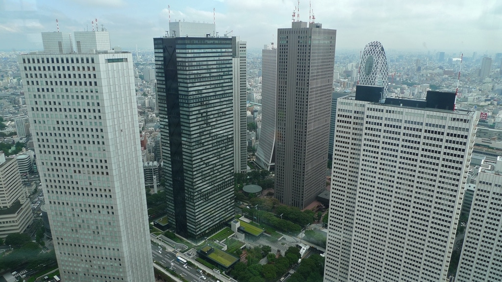 View From Metropolitan Government Center