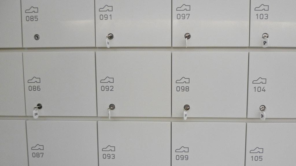9hours Shoe Locker