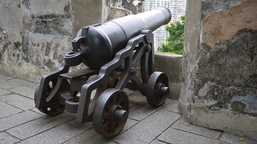 Fortaleza do Monte Cannon