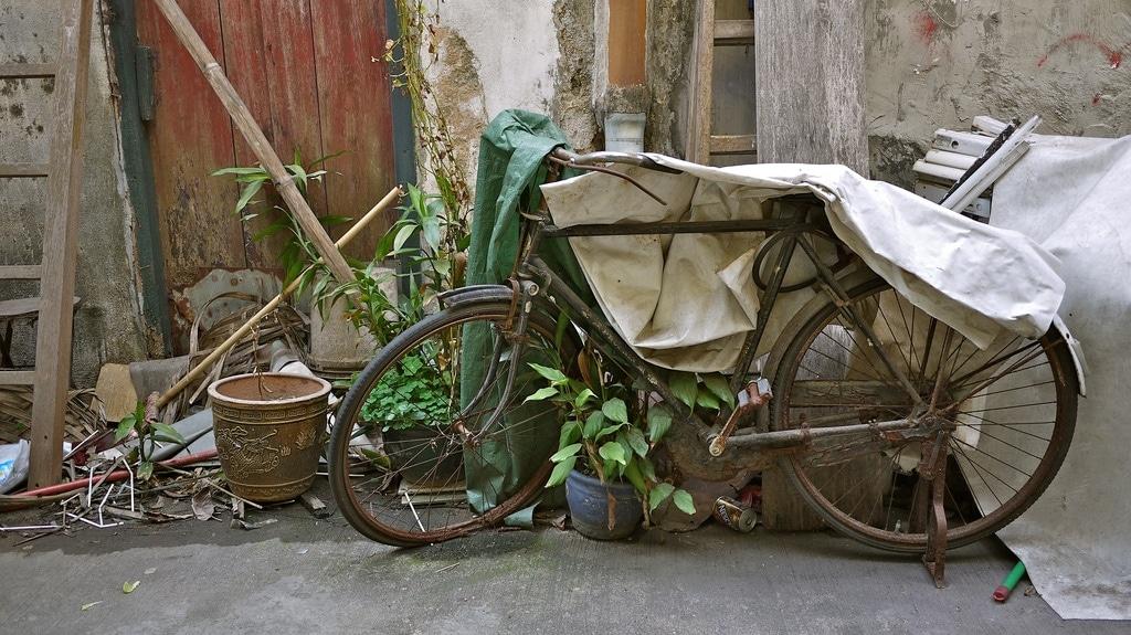 Rusty Ride