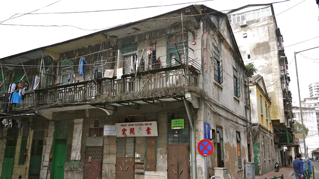 Old Macau Community