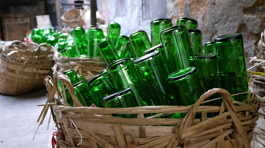 Bottles Basket