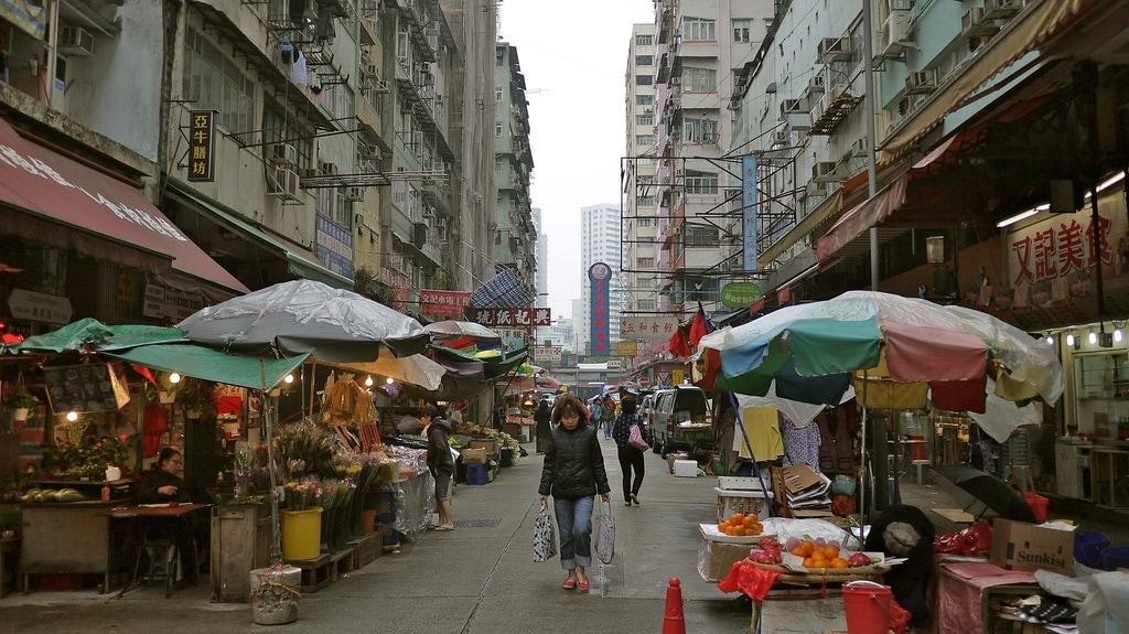 Reclamation Street Market