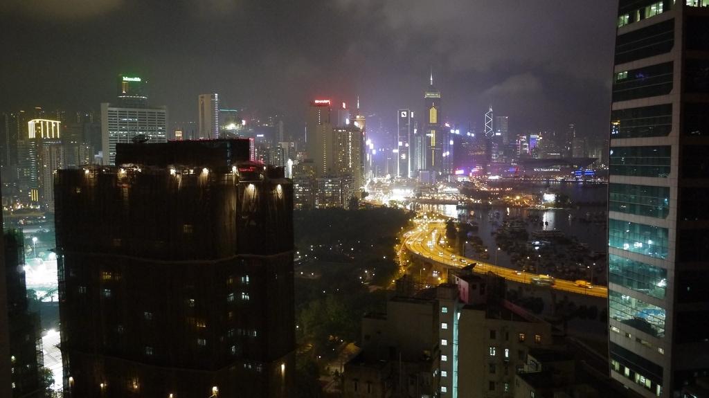 Wan Chai @ Night