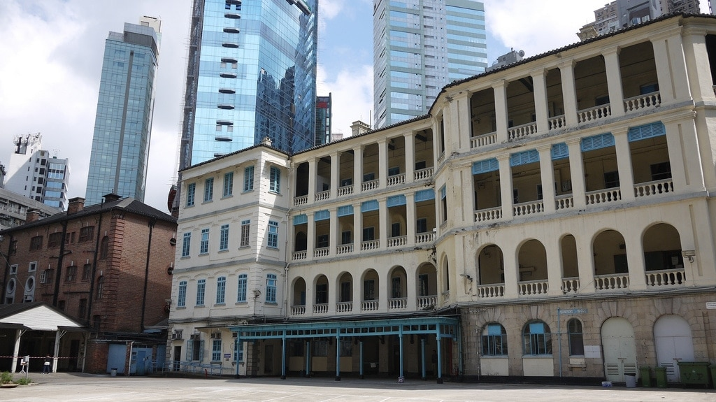 HK Central Police Station