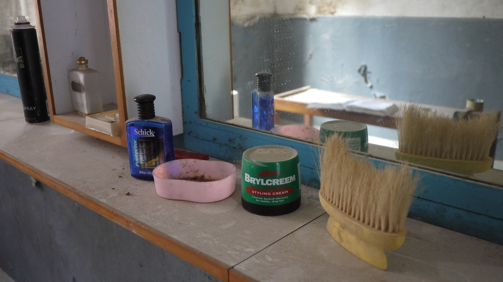 Barbers Remains